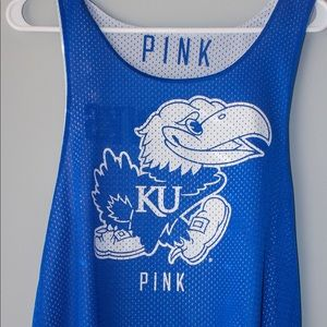 University of Kansas Tank Top